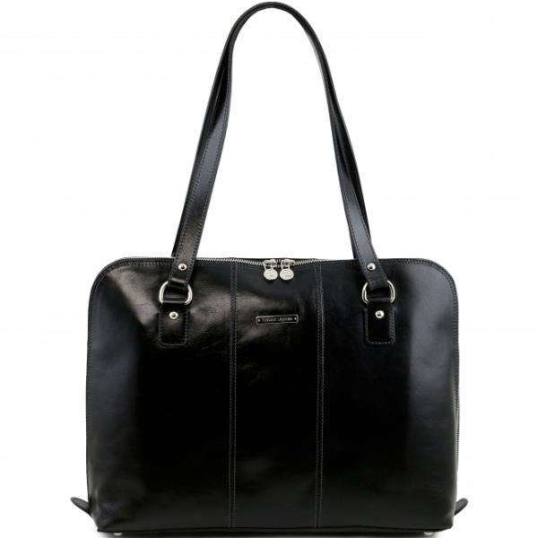 TUSCANY LEATHER Dámska taška cez rameno RAVENNA - Tigger.sk cb377877239