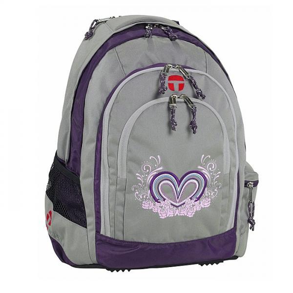 7208f023f8 McNEILL Školská taška Berlin LOVELY HEART - Tigger.sk