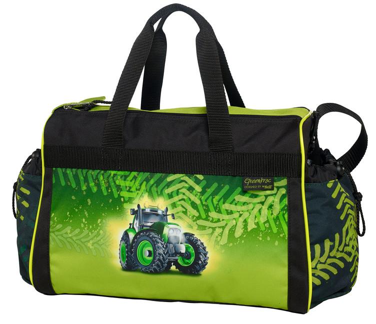 9cbbb739e4ec1 Detská cestovná taška GREENTRAC - Tigger.sk