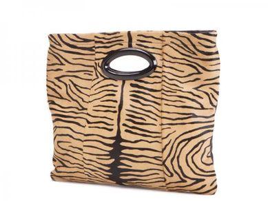 * Kožušinová kabelka