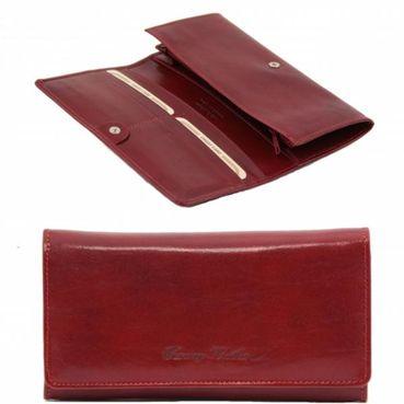 TUSCANY LEATHER Exkluzívna dámska horizontálna peňaženka