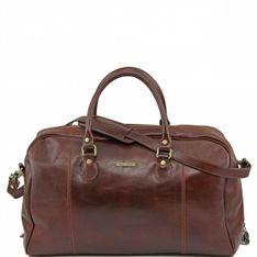 Kožená cestovná taška VOYAGER