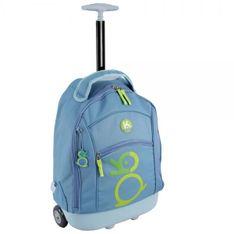 RONCATO Detský batoh na kolieskach KIDS
