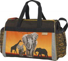 McNEILL Detská cestovná taška AFRICA