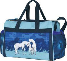 McNEILL Detská cestovná taška HORSES