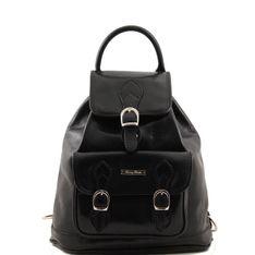 TUSCANY LEATHER Kožený ruksak SINGAPORE