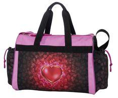 Detská cestovná taška HEARTBEAT