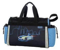 Detská cestovná taška POLIZEI