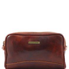 Kožená kozmetická taška IGOR