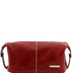 Kožená kozmetická taška ROXY
