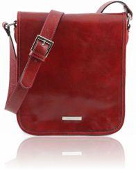 Pánska taška červená