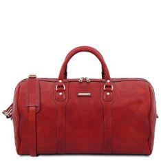 *TOP *Kožená cestovná taška OSLO